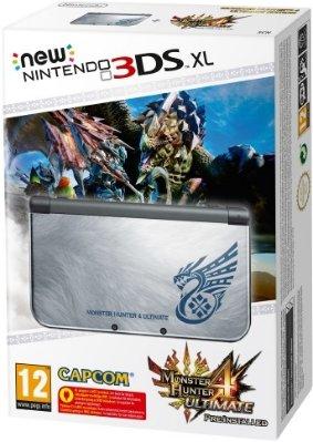 Nintendo New 3DS XL (Monster Hunter 4 Edition)