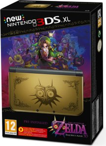 Nintendo New 3DS XL (Legend of Zelda: Majora Edition)