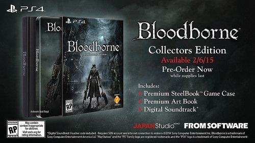 Bloodborne (Nightmare Edition) til Playstation 4