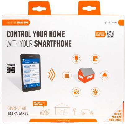 Telldus Smarthuspakke X-Large