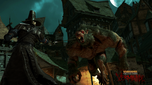 Warhammer: The End Times - Vermintide til Playstation 4