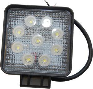 RenEL 27W LED - Firkantet