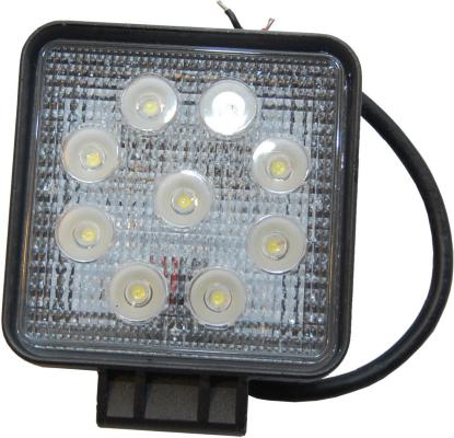 RenEL 27W LED - Firkantet