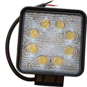 RenEL 24W LED - Firkantet