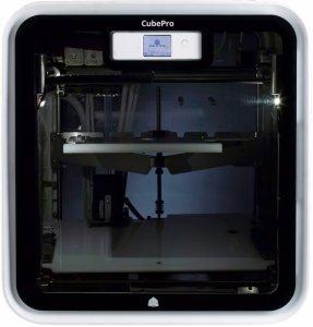3D Systems CubePro 3D printer