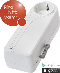 FC450 GSM Ring hytta varm