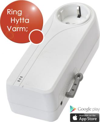 CLSF FC450 GSM Ring hytta varm