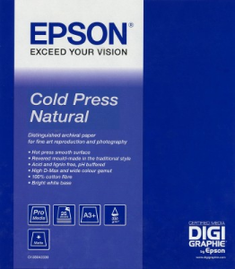Epson A2 Cold Press Natural