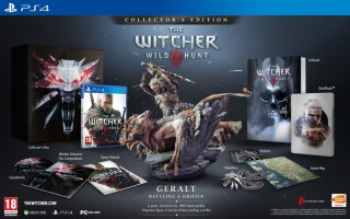 The Witcher 3: Wild Hunt (Collectors Edition) til Playstation 4