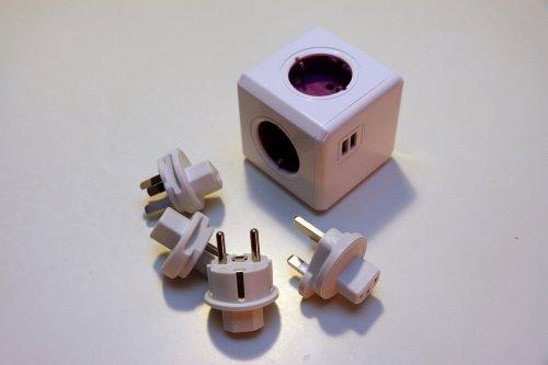 Allocacoc PowerCube Rewirable USB