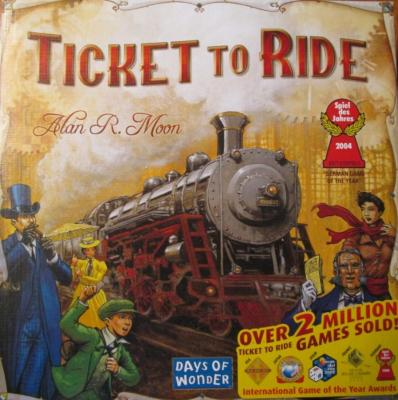 Days of Wonder - Ticket to Ride USA