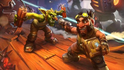 Hearthstone: Goblins vs Gnomes til Android