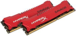 Kingston HyperX Savage DDR3 1600MHz 8GB CL9 (2x4GB)
