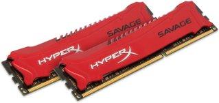 Kingston HyperX Savage DDR3 2400MHz 16GB CL11 (2x8GB)