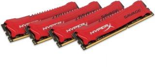 Kingston HyperX Savage DDR3 2400MHz 32GB CL11 (4x8GB)