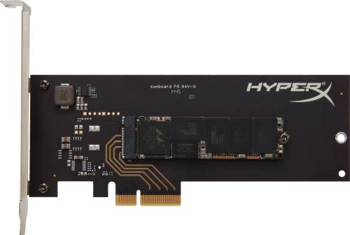 Kingston HyperX Predator PCIe HHHL 480GB