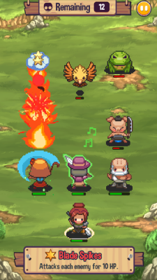 Swap Heroes 2 til Android