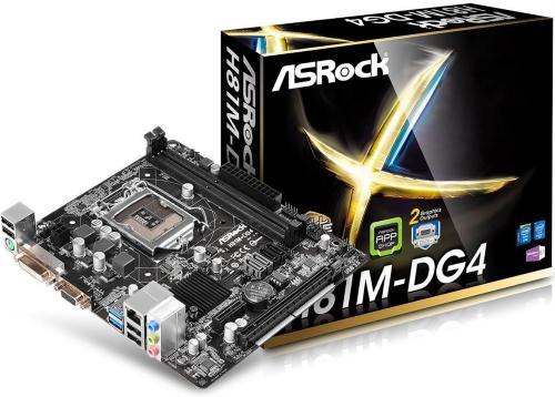 ASRock H81M-DG4