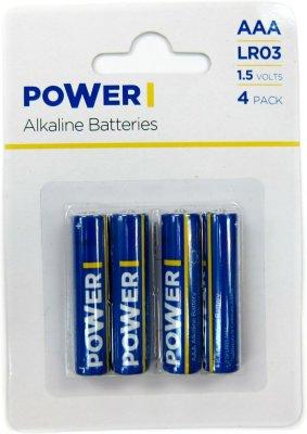 Power ALK AAA 4pk