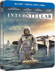Interstellar: Exclusive Steelbook