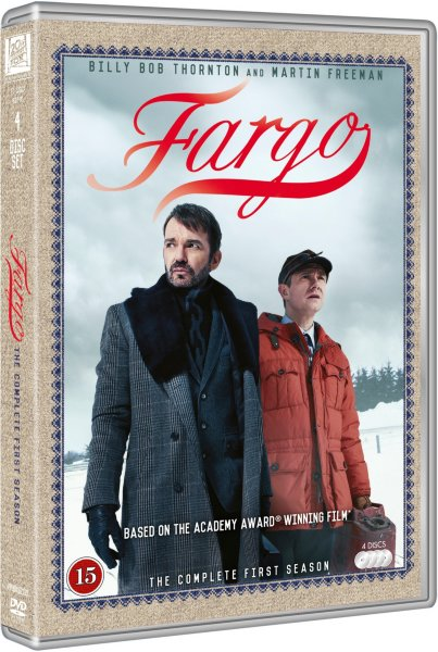 Paramount Home Entertainment Fargo Sesong 1