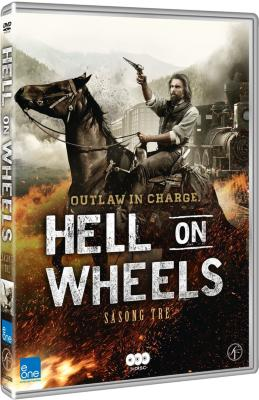 Hell On Wheels Sesong 3