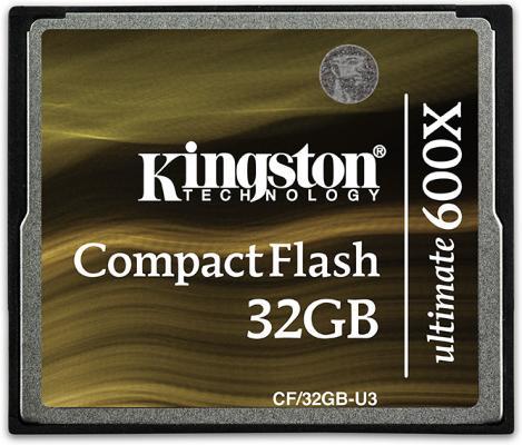Kingston Ultimate 600X CompactFlash 32GB UHS-III