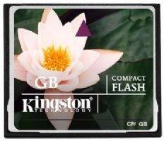 Kingston CompactFlash 4GB Class 6