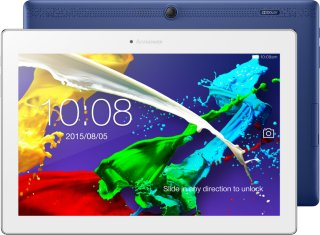 Lenovo Tab 2 A10 70 10.1 nettbrett 32 GB WiFi (blå) iPad