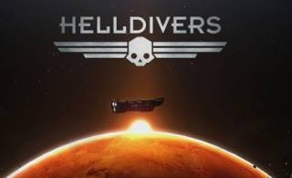 Helldivers til Playstation 4