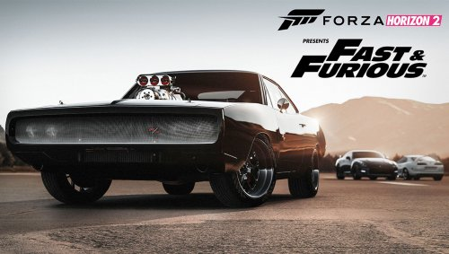 Forza Horizon 2 Presents Fast & Furious til Xbox 360