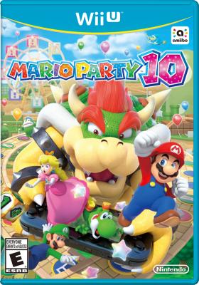 Mario Party 10 til Wii U