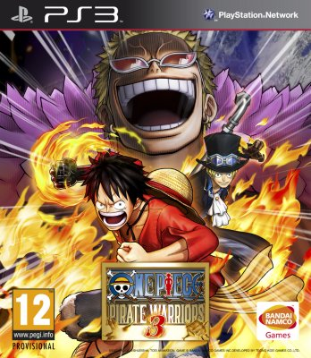 One Piece: Pirate Warriors 3 til PlayStation 3
