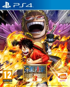 One Piece: Pirate Warriors 3 til Playstation 4