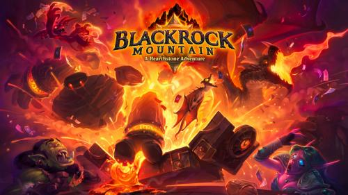 Hearthstone: Blackrock Mountain til PC