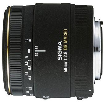 Sigma 50mm F2.8 EX DG Macro for Canon