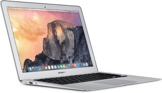 Apple MacBook Air 11.6 i5 1.6GHz 4GB 128GB (Early 2015)