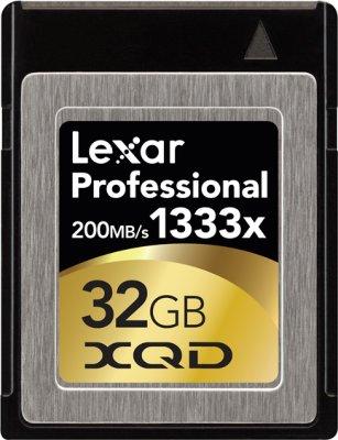 Lexar Professional 1333X XQD 32GB UHS-III