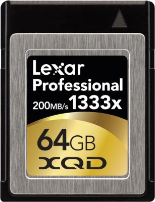 Lexar Professional 1333X XQD 64GB UHS-III