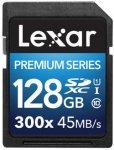 Lexar Platinum II 300X SDXC 128GB Class 10