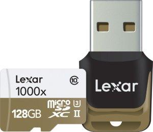 Lexar 1000X microSDXC 128GB UHS-II