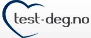 Test-deg.no logo