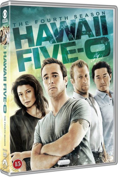 Paramount Home Entertainment Hawaii Five-O: sesong 4