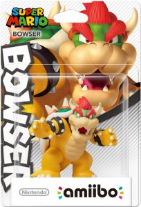 Amiibo karakter Bowser