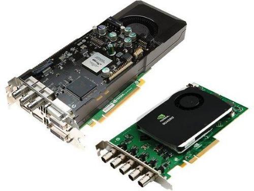 PNY Nvidia Quadro K5000 SDI I/O 4GB
