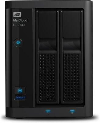Western Digital My Cloud DL2100 4TB