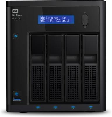 Western Digital My Cloud DL4100 8TB