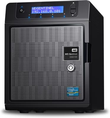 Western Digital Sentinel DS5100 4TB