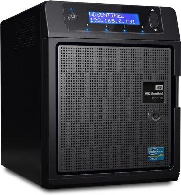 Western Digital Sentinel DS6100 12TB
