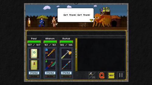 Pixel Heroes: Byte and Magic til Android